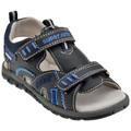 Chaussures Garçon Sandales et Nu-pieds Super Jump 2440 Velcro Sandales bleu