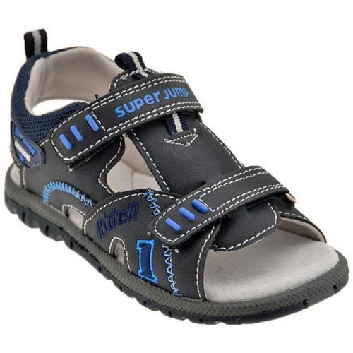 Chaussures Garçon Sandales et Nu-pieds Super Jump 2440 Velcro Sandales