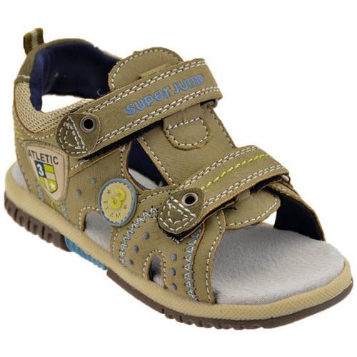 Chaussures Garçon Sandales et Nu-pieds Super Jump 2442VelcroSandales