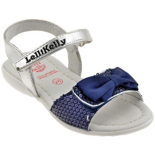 Chaussures Fille Sandales et Nu-pieds Lelli Kelly 4568 Paillettes Sandales