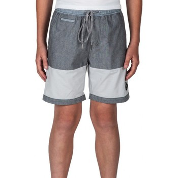 Vêtements Garçon Shorts / Bermudas Volcom Short  Threezy Jammer - Black Noir