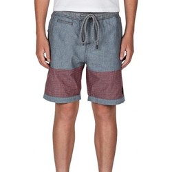 Vêtements Garçon Shorts / Bermudas Volcom Short  Threezy Jammer - Navy Bleu