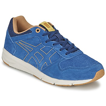 Chaussures Baskets basses Onitsuka Tiger SHAW RUNNER Bleu