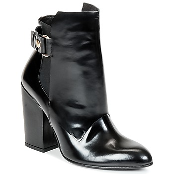 Chaussures Femme Low boots Paul & Joe MARCELA Noir