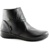 Chaussures Femme Bottines Enval  Nero