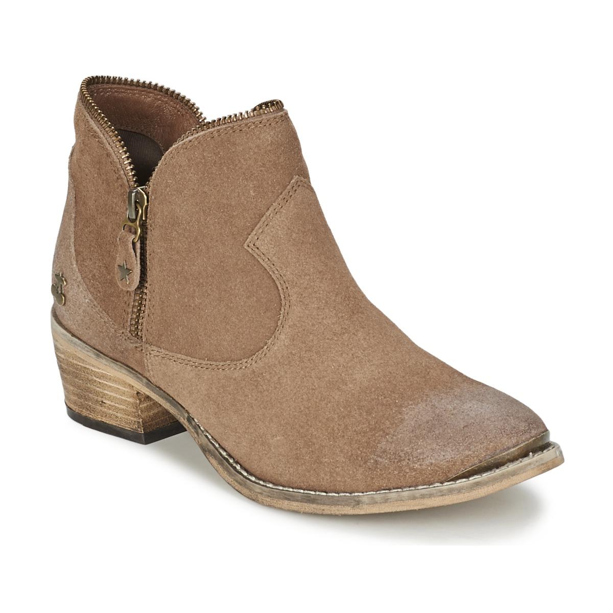 le temps des cerises grace sable livraison gratuite avec chaussures boots. Black Bedroom Furniture Sets. Home Design Ideas