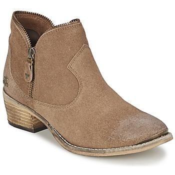 Bottines / Boots Le Temps des Cerises GRACE Sable 350x350