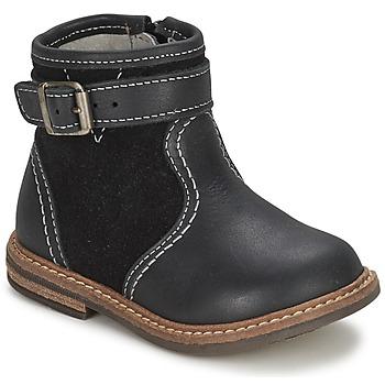 Bottines / Boots Citrouille et Compagnie LOOPI Noir 350x350