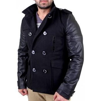 Vêtements Homme Vestes Redbridge Manteau tendance homme Manteau RB41485 noir Noir