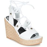 Chaussures Femme Sandales et Nu-pieds Sonia Rykiel 622908 Blanc