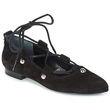 Chaussures Femme Ballerines / babies Sonia Rykiel 622107 Noir