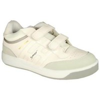 Chaussures Homme Baskets basses Tman Dl1324 Blanc Blanc