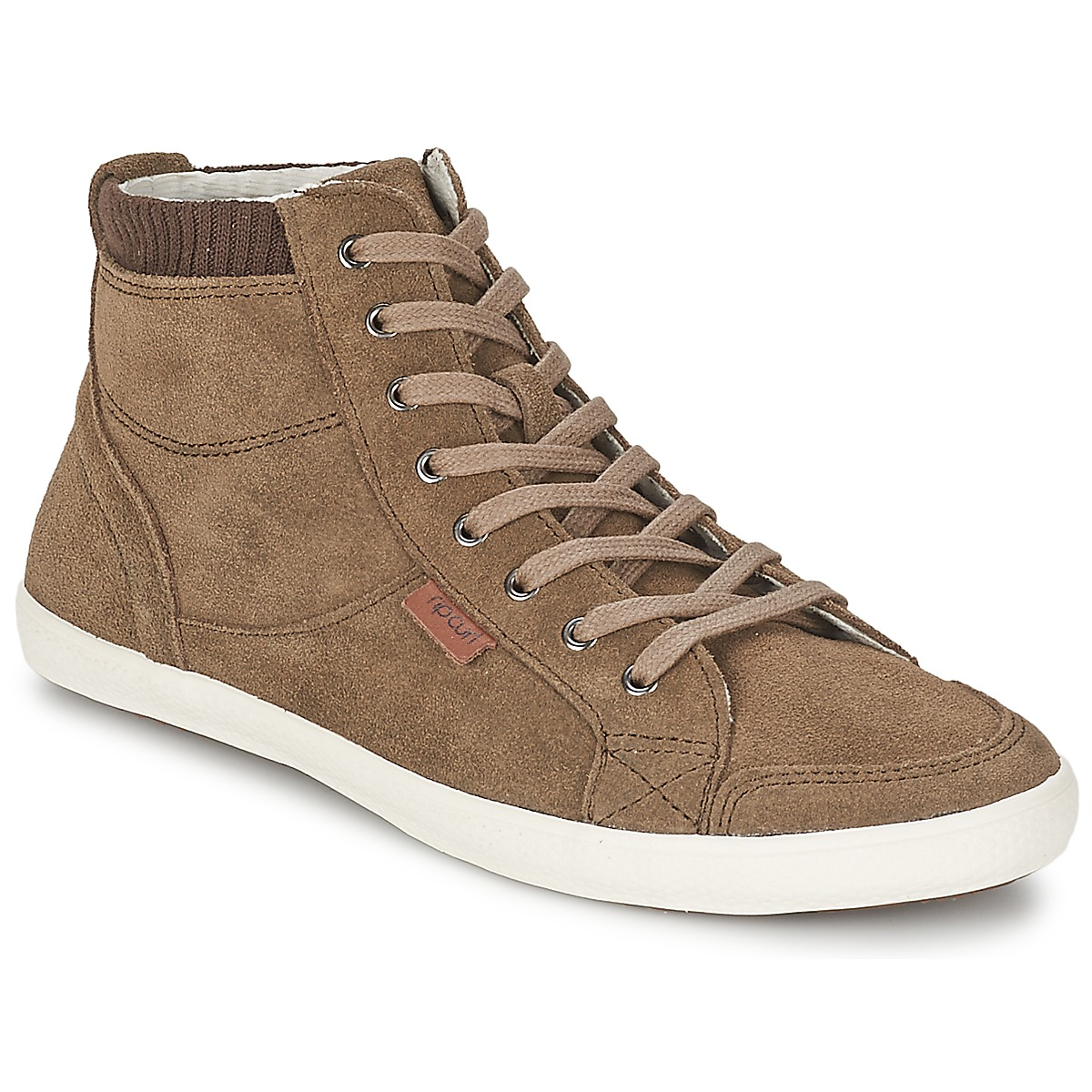 Basket montante Rip Curl BETSY HIGH Taupe