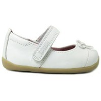 Chaussures Fille Ballerines / babies Bobux 723604 Blanc Blanc