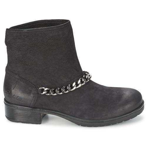 Redskins Lepica Chaussures Boots Femme Noir 5ALcRjq34