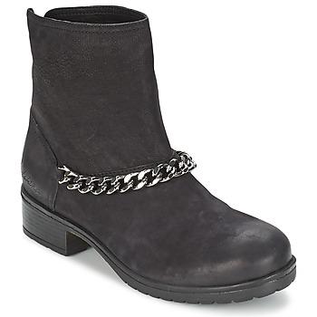 Bottines / Boots Redskins LEPICA Noir 350x350