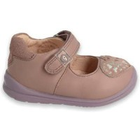 Chaussures Fille Chaussons bébés Garvalin 151320 Rose Rose