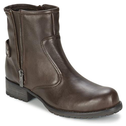 Bottines / Boots One Step IAGO Choco 350x350
