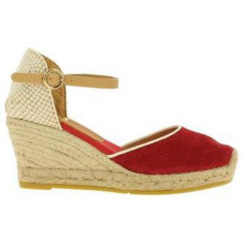 Chaussures Femme Espadrilles Kanna 5205 Rouge Rouge