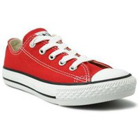 Baskets basses Converse All Star Ox Rouge