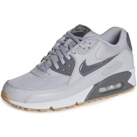 Chaussures Femme Baskets basses Nike Air Max 90 Wmns Gris