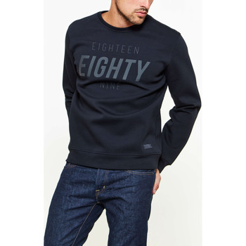 Vêtements Homme Sweats Lee Sweat Shirt  Bonded Crew Noir Homme Noir