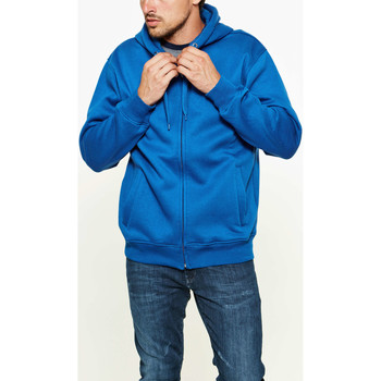Vêtements Homme Sweats Southpole Sweat A Capuche  Bleu Royal Homme Bleu