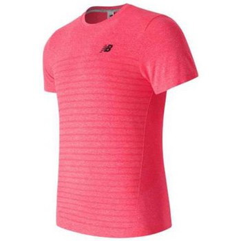 T-shirts manches courtes New Balance M4M Seamless SS Top