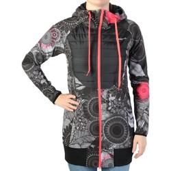 Vêtements Femme Sweats Desigual Sweat  67E2SA8 Gris Metal 2031 Gris