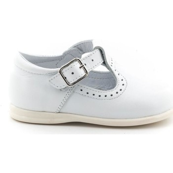 Chaussures Fille Ballerines / babies Boni & Sidonie Chaussures premiers pas - MAX Blanche