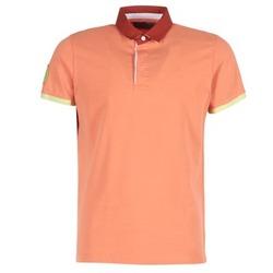 Vêtements Homme Polos manches courtes Serge Blanco PRC1256 Corail
