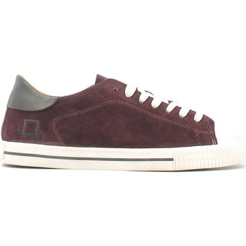 Chaussures Homme Baskets basses Date D.a.t.e. A251-NE-VE-BX Sneakers Man Bordeaux