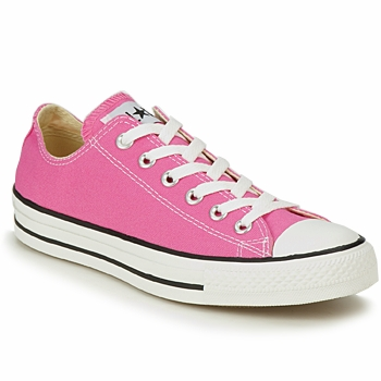 Chaussures Femme Baskets basses Converse All Star OX Rose