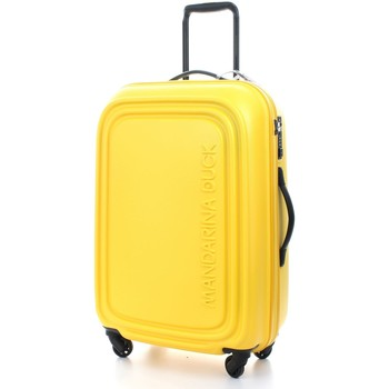 Sacs Valises Rigides Mandarina Duck DDV12 Bagages moyens(60-69cm) Valises Duck Yellow Duck Yellow