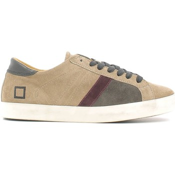 Baskets basses Date D.a.t.e. A251-HL-FP-GY Sneakers Femmes