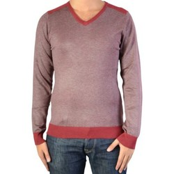 Vêtements Homme Pulls Ryujee Pull  Perry Bordeaux Rouge