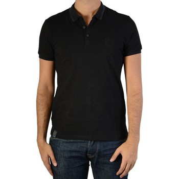 Polos manches courtes Ryujee Polo  Teddy Black