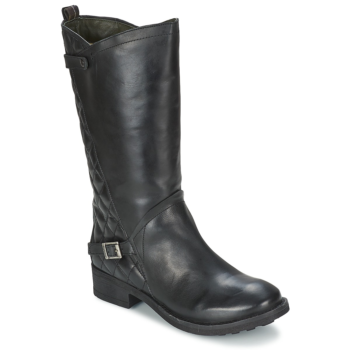Botte ville Barbour HARLEY Noir