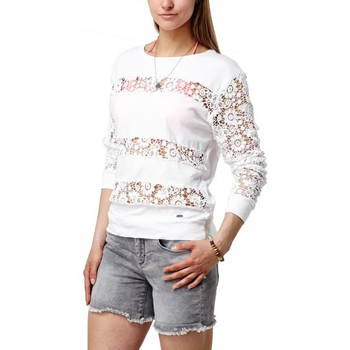 Vêtements Femme Sweats O'neill Sweat  Lw Lace - Super White blanc
