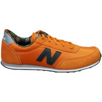 Chaussures Homme Baskets basses New Balance KL410Z2Y Noir-Gris-Orange