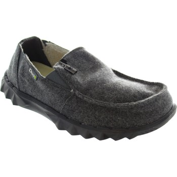 Chaussures Homme Mocassins Hey Dude Farty Chalet gris