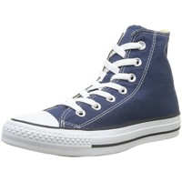 Chaussures Femme Baskets montantes Converse all star hi f bleu