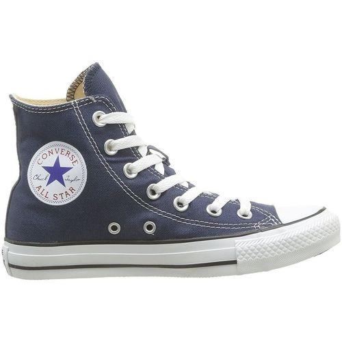 Chaussures Femme Baskets montantes Converse all star hi f bleu