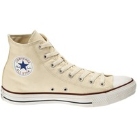Chaussures Femme Baskets montantes Converse all star hi f beige