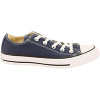 Chaussures Femme Baskets basses Converse all star ox f bleu