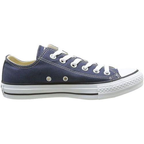 Chaussures Femme Baskets basses Converse all star ox f bleu