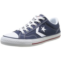Chaussures Homme Baskets basses Converse star player ox h bleu