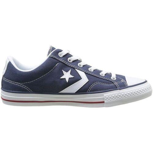 Chaussures Homme Baskets basses Converse star player ox h bleu