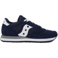 Baskets basses Saucony JAZZ  NAVY WHITE