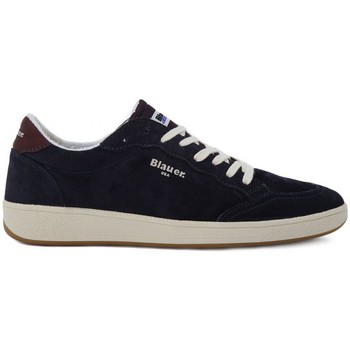 Baskets mode Blauer SNEAKER LOW SUEDE